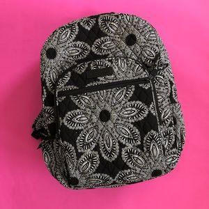 Vera Bradley Blanco Bouquet Backpack